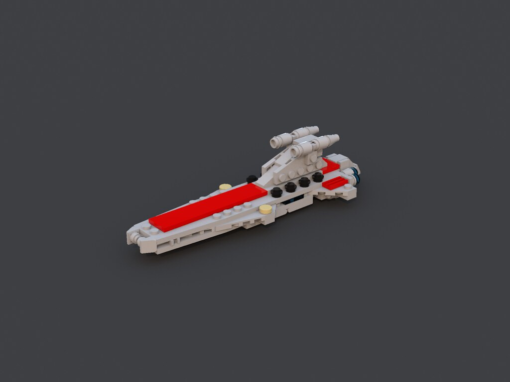 Venator Class Star Destroyer Read Description For More Flickr