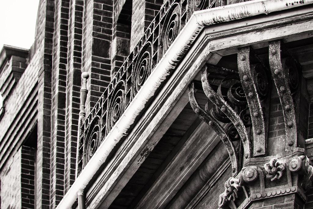 Wrought Iron--Portland