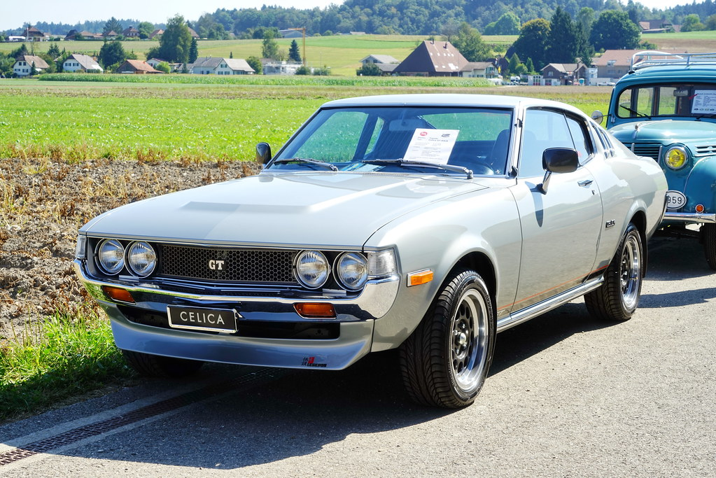 Toyota Celica 2016 >> Toyota Celica Liftback Gt Ra 28 1976 28 8 2016 2545 Flickr