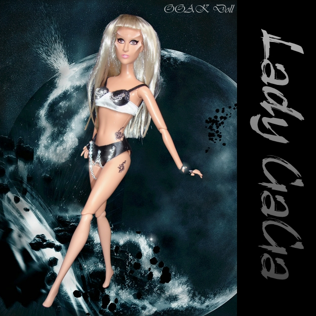 Lady GaGa Born this way OOAK doll | I love Volks | Flickr
