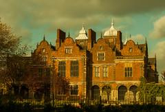 HOUSE OF QUEEN AT BIRMINGHAM, UK