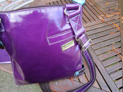 Back - Urban Junket's Jen Powered Crossbody iPad Bag | by ~kate~