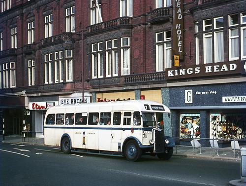 bus darlington guyarabsingledeck
