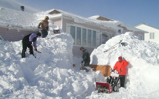 Atlantic Snow Storm (Halifax)