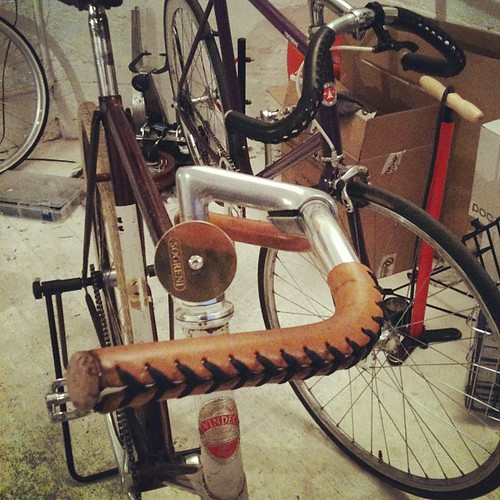 #Gropes bar grips and #Sogreni bell | by NONUSUAL