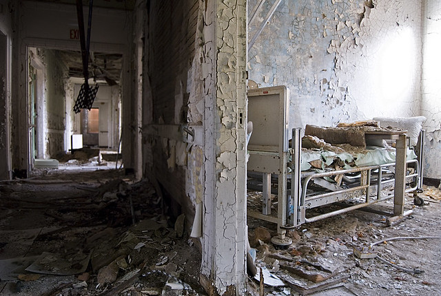 The Waterloo General Hospital & Nursing Home 2012.