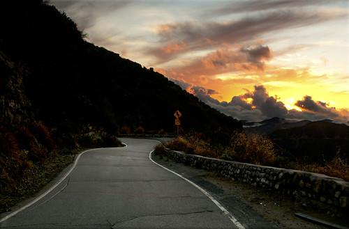 sunsets sangabrielmountains mountainridges southerncaliforniamountains
