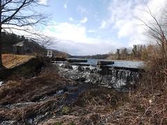 土, 2012-11-24 14:44 - Tarrytown Reservoir