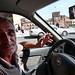 Jerevan – taxikář, foto: Petr Nejedlý