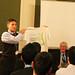 London alumni reunion, Dec. 7, 2012