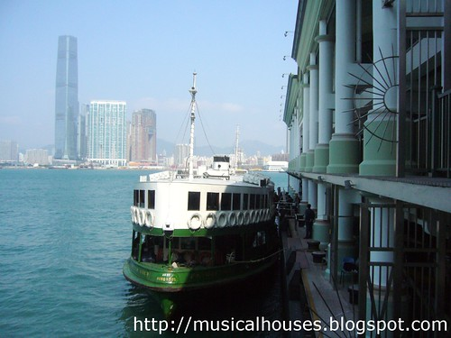 hong kong star ferry | by musicalhouses