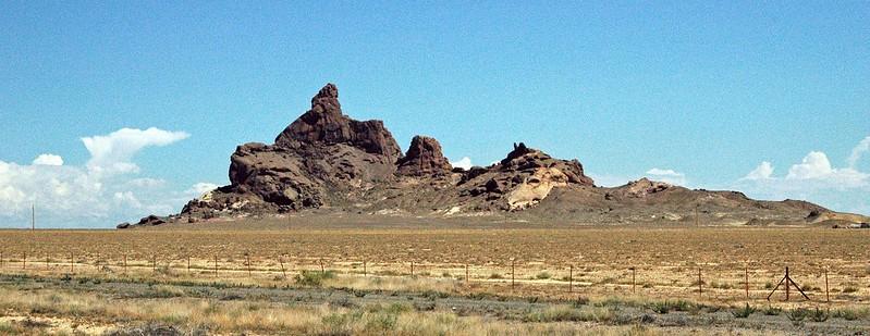 Barber Peak (Navajo Volcanic Field, northwestern New Mexico, USA)