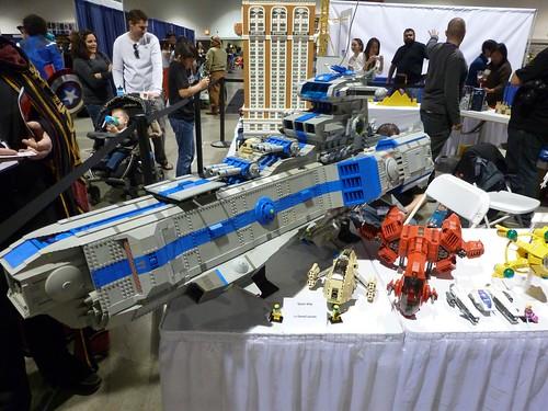 LEGO Space Ship