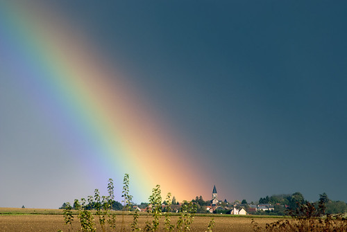 Rainbow | by dominique cappronnier