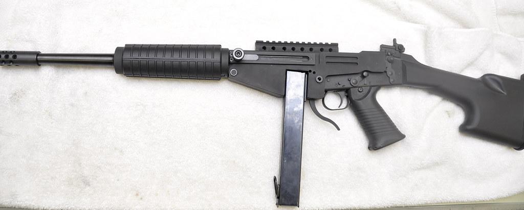 MPA-71 Masterpiece Arms 9mm Rifle   Rezz Guns (AZ GUNS-R-US