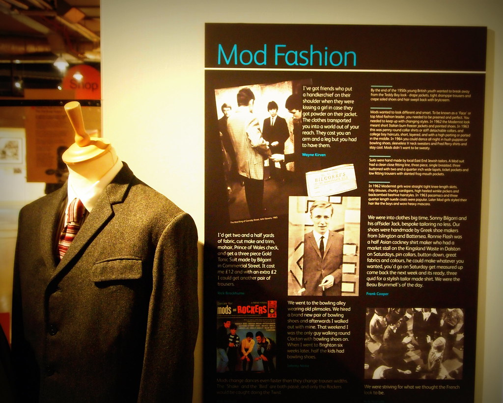 b8d8bf30dc ... Stamford Hill - 50 years of Mods