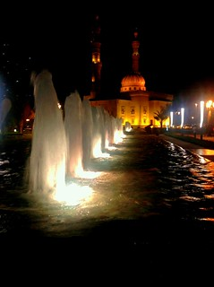 Al Majaz Mosque with Fountains | by 1sock