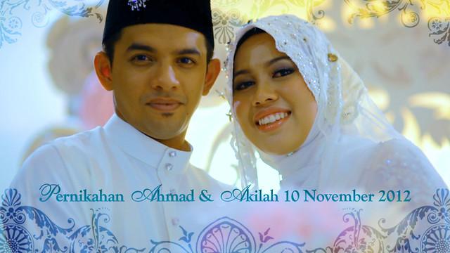 Pernikahan AHMAD & AKILAH 10 11 12 photo by Kas Roshan