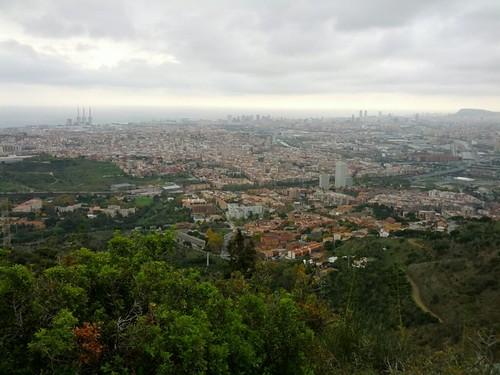 Vista des del Poblat Ibèric de Puig Castellar #cebadalona | by Tartanna
