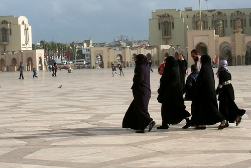 Call to prayer, Hassan II Mosque