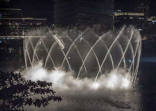 Dubai Fountain | by Genlab Frank
