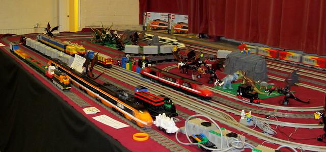 Golowood Rail Display