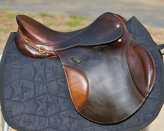 Smith-Worthington Danzig EC All Purpose saddle for sale | by Rock and Racehorses