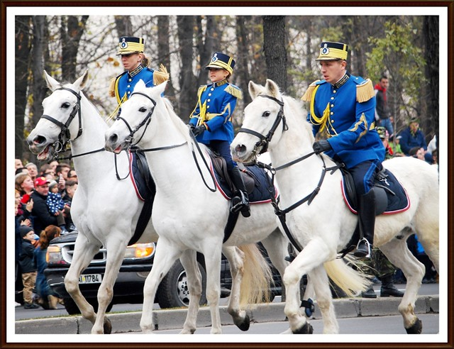1st December  - National Day of Romania - parade-1
