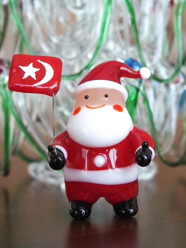 Turkish Santa
