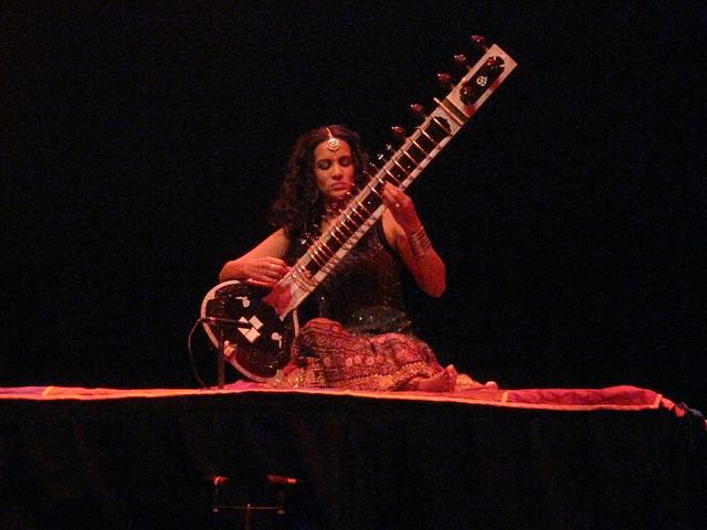 Songlines Music Awards 2012 Winners' Concert (2012) 10 - Anoushka Shankar