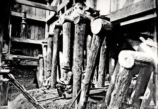 Cannon Building Foundation 1904
