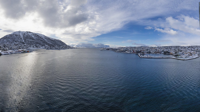 Paisajes de Tromso