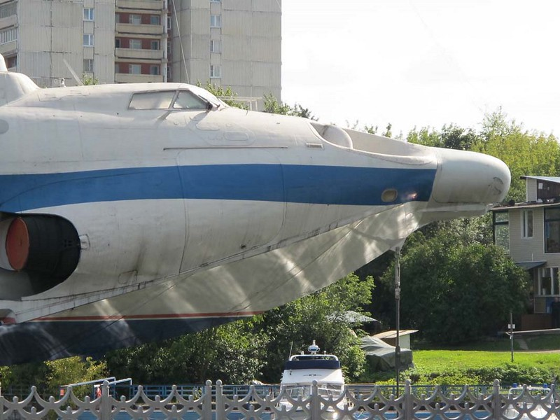 A-90 Orlenok Ekranoplan 1