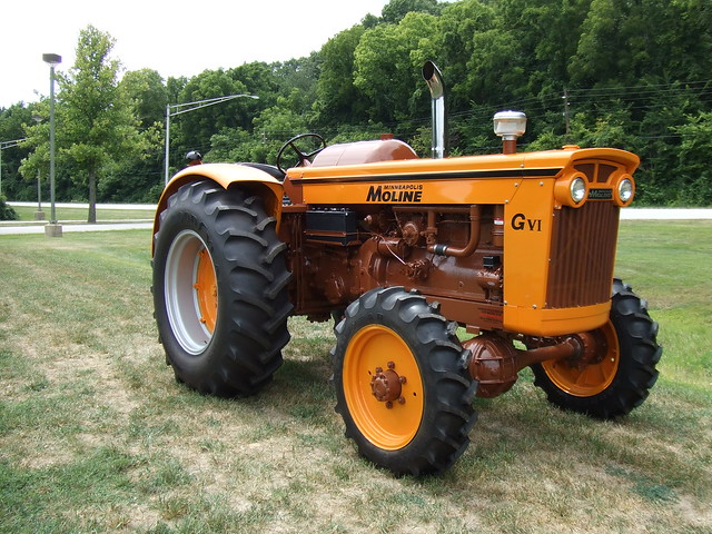 1959 Minneapolis Moline type G IV tractor