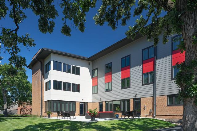 Kappa Sigma Residence   Minneapolis, MN   DJR Architecture, Inc.