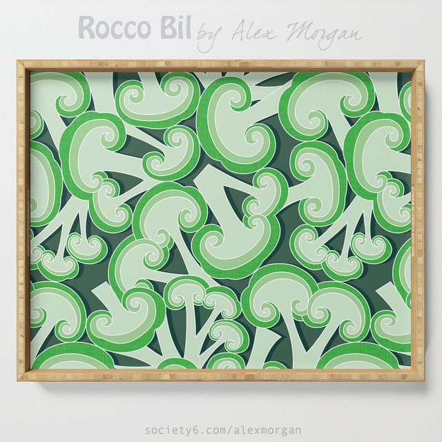 Rocco Bil by Alex Morgan