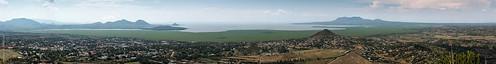 homabay panorama africa kenya nyanza ke