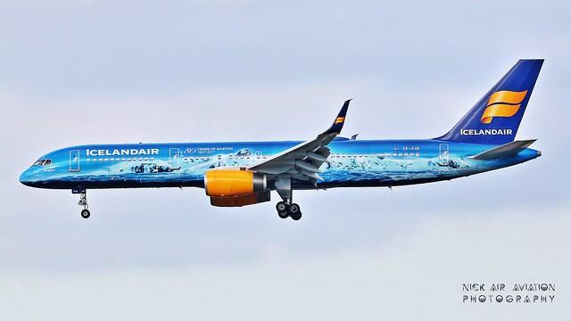 TF-FIR Icelandair Boeing 757-256(WL)