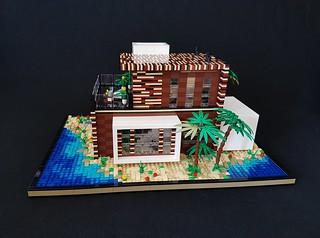 Coral House MOC II | by betweenbrickwalls