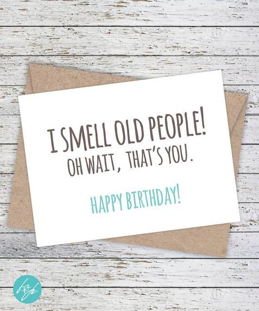 Birthday Quotes : Funny Birthday Card - Boyfriend Birthday ...
