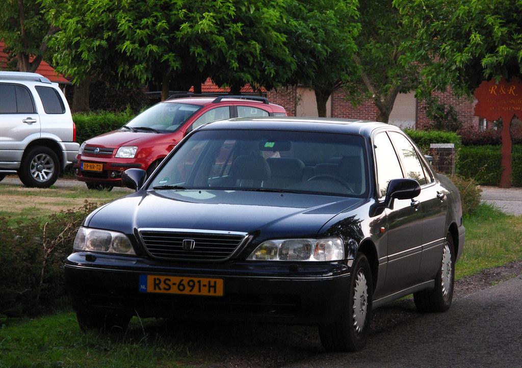 1996 Honda Legend 3.5 V6   Place: Berlicum   Rutger van ...