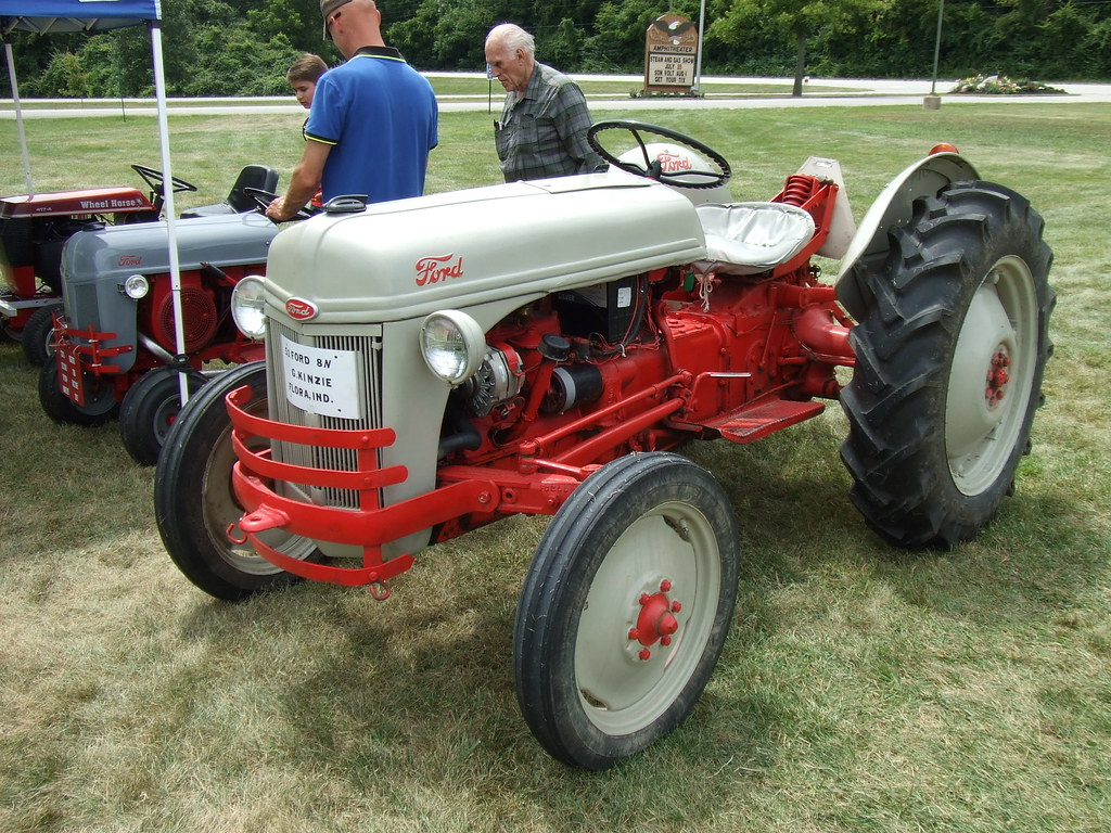 1951 Ford 8N tractor