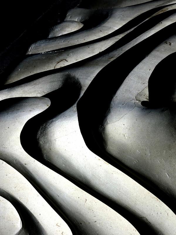 sculpture (détail)