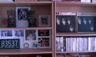 Retro Shelves :