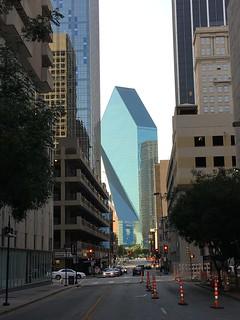 "Dallas 7-11 and ""diamond"" building | by DanCentury"