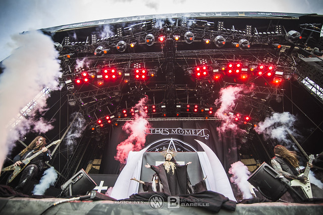 In This Moment @ Hellfest 2018, Clisson | 24/06/2018