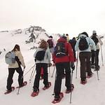 Schneeschuhwandern Damenriege 2009
