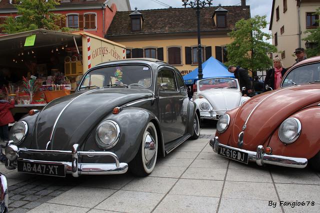 Volkswagen Coccinelle(s)