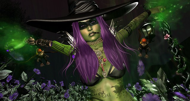 OZ: The Wrong Witch