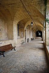 Arcade van Chateau de Fumel